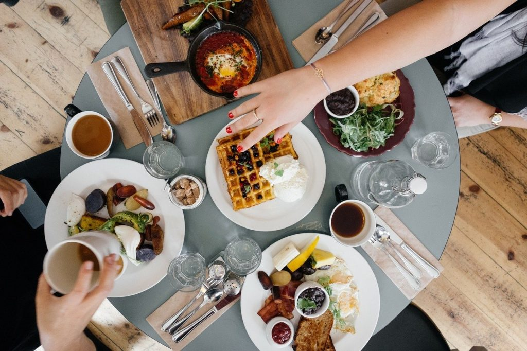 Visit Local Restaurants from £5