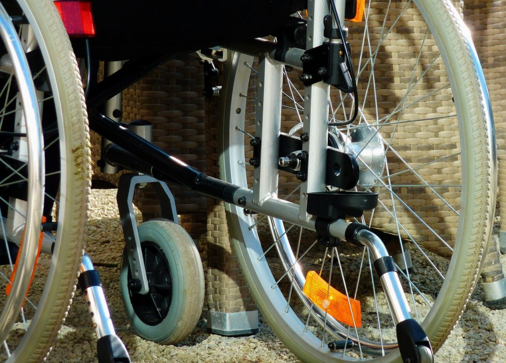 disabled, disabled human being, driving help